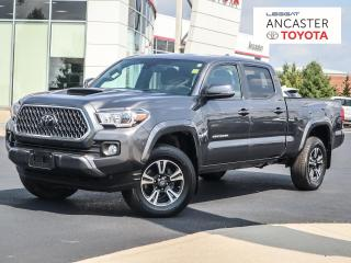 Used 2018 Toyota Tacoma SR5 - 1 OWNER|NAVI|BLUETOOTH|BACKUP CAMERA for sale in Ancaster, ON
