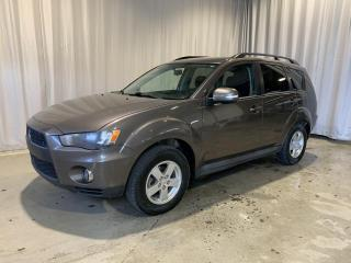 Used 2010 Mitsubishi Outlander 4 RM 4 portes LS AWC AWD for sale in Sherbrooke, QC