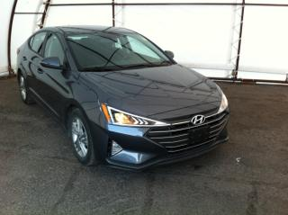 Used 2019 Hyundai Elantra Preferred REVERSE CAMERA, HEANDSFREE CALLING, HEATED SEATS, BLIND SPOT DETECTION for sale in Ottawa, ON