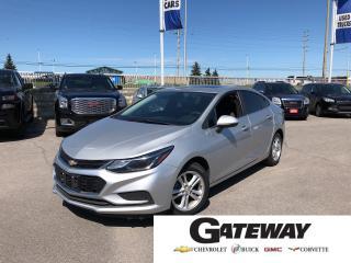 Used 2017 Chevrolet Cruze LT|SUN&SOUND|BLUETOOTH|REAR CAM| for sale in Brampton, ON