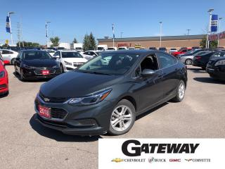 Used 2018 Chevrolet Cruze LT|SUNROOF|BACKUP CAMERA BLUETOOTH| for sale in Brampton, ON