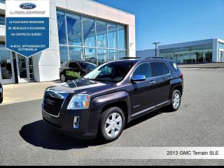 Used 2013 GMC Terrain SLE**CAMERA*BLUETOOTH*CRUISE*A/C** for sale in Victoriaville, QC