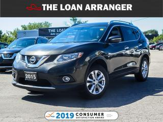 Used 2015 Nissan Rogue for sale in Barrie, ON