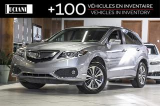 Used 2016 Acura RDX 2016 Acura RDX * ELITE * NAVIGATION * CERTIFIED * for sale in Montréal, QC
