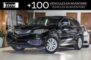 Used 2016 Acura RDX 2016 Acura RDX * TECHNOLOGY* WARRANTY 130 000KM* for sale in Montréal, QC
