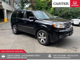 Used 2012 Honda Pilot Touring CARTER HONDA CLEAROUT! for sale in Vancouver, BC
