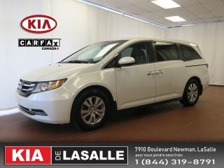 Used 2015 Honda Odyssey EX // Camera // A/C // Cruise // Bluetooth // for sale in Montréal, QC