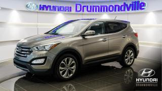 Used 2013 Hyundai Santa Fe SE + AWD +  MAGS + CUIR + WOW !! for sale in Drummondville, QC
