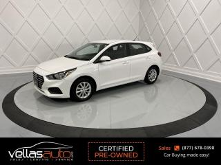 Used 2019 Hyundai Accent Preferred PREFERRED  APPLE CARPLAY  HEATED SEATS for sale in Vaughan, ON