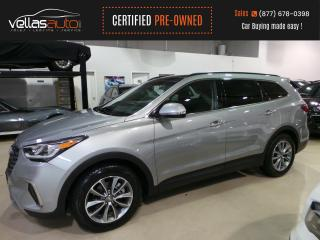 Used 2019 Hyundai Santa Fe XL Luxury LUXURY AWD  APPLE CARPLAY  PANO ROOF  LEATHER  6PASS for sale in Vaughan, ON