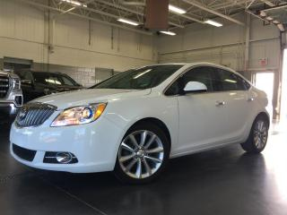 Used 2015 Buick Verano DEMARREUR/TOIT/NAV/CUIR/BOSE/SIEGES CHAUFFANTS for sale in Blainville, QC