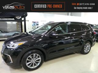 Used 2019 Hyundai Santa Fe XL Luxury LUXURY AWD| APPLE CARPLAY| PANO ROOF| LEATHER| 6PASS for sale in Vaughan, ON