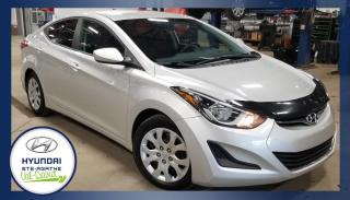 Used 2015 Hyundai Elantra Berline 4 portes, boîte automatique, GL for sale in Val-David, QC
