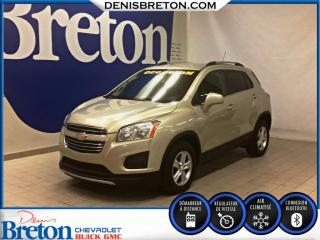 Used 2016 Chevrolet Trax for sale in St-Eustache, QC