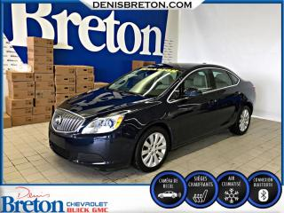 Used 2016 Buick Verano SIEGES CHAUFFANT BLUETOOTH CAMERA DE RECUL for sale in St-Eustache, QC