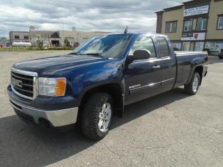 Used 2011 GMC Sierra 1500 4 RM, Cabine allongée, 157,5 po, SLE for sale in Mirabel, QC