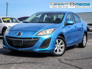 Used 2011 Mazda MAZDA3 GS for sale in Burlington, ON