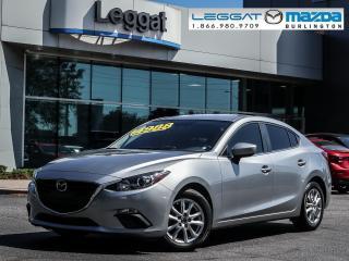Used 2015 Mazda MAZDA3 GS- AUTOMATIC, BLUETOOTH, HEATED SEATS for sale in Burlington, ON