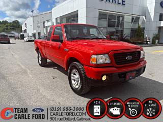 Used 2009 Ford Ranger Ford Ranger 2009, régulateur de vitesse, for sale in Gatineau, QC