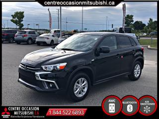 Used 2019 Mitsubishi RVR SE AWC CAMERA BLUETOOTH for sale in St-Jérôme, QC