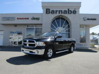 Used 2013 RAM 1500 DODGE RAM 1500 SLT QUAD*LINE-X*MAGS*HITC for sale in Napierville, QC