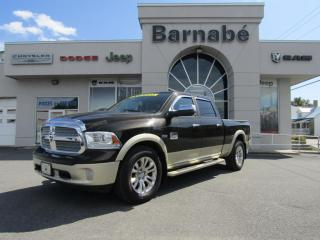Used 2014 RAM 1500 DODGE RAM 1500 CREW *LONGHORN*U-CONNECT* for sale in Napierville, QC