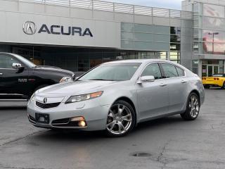 Used 2012 Acura TL Elite ELITE | NOACCIDENTS | REMOTESTART | LEATHER | AWD for sale in Burlington, ON