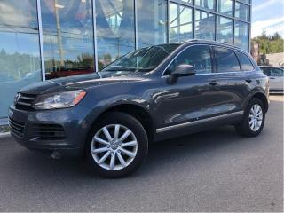 Used 2012 Volkswagen Touareg 3.0 TDI Highline (A8) for sale in Ste-Agathe-des-Monts, QC