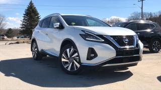 Used 2019 Nissan Murano SL for sale in Midland, ON