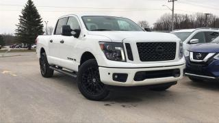 Used 2019 Nissan Titan SL MIDNIGHT EDITION for sale in Midland, ON