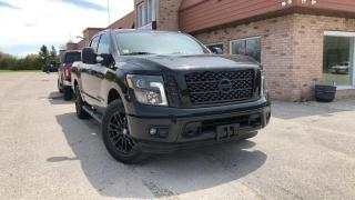 Used 2019 Nissan Titan SV MIDNIGHT EDITION for sale in Midland, ON