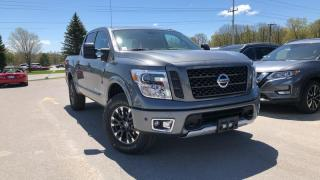 Used 2019 Nissan Titan Pro-4X for sale in Midland, ON
