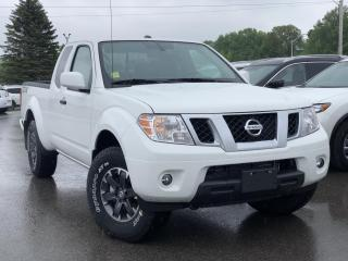 Used 2019 Nissan Frontier Pro-4X for sale in Midland, ON