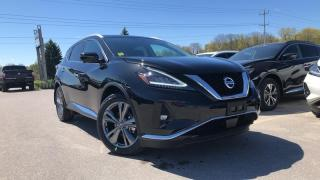 Used 2019 Nissan Murano Platinum for sale in Midland, ON
