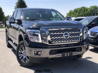 Used 2019 Nissan Titan XD Platinum Reserve Diesel for sale in Midland, ON
