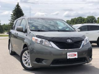 Used 2013 Toyota Sienna LE 7 PASSENGER for sale in Midland, ON