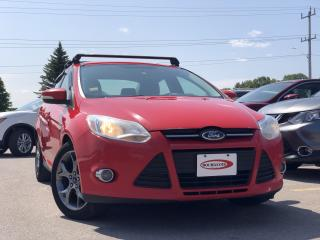 Used 2013 Ford Focus SE for sale in Midland, ON