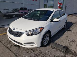 Used 2014 Kia Forte LX+ MAGS for sale in Montréal, QC