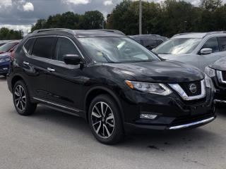 Used 2020 Nissan Rogue SL for sale in Midland, ON