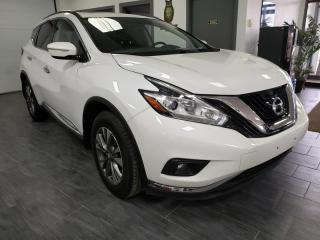 Used 2015 Nissan Murano SV AWD for sale in Châteauguay, QC