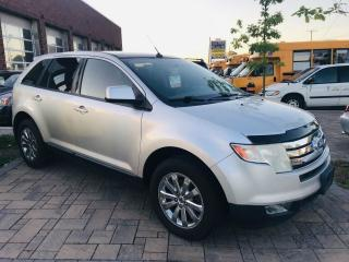 Used 2010 Ford Edge SEL for sale in Rexdale, ON
