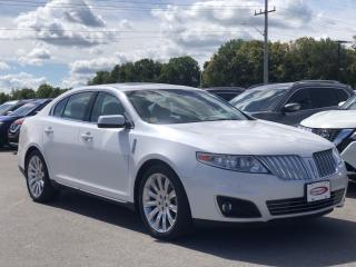 Used 2012 Lincoln MKS ecoboost for sale in Midland, ON