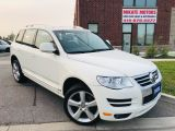 Photo of White 2010 Volkswagen Touareg
