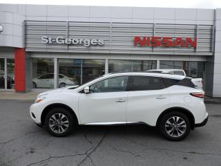 Used 2017 Nissan Murano Traction intégrale 4 portes SV for sale in St-Georges, QC