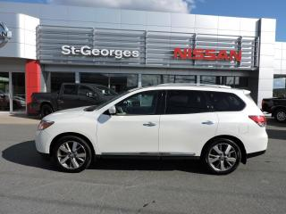 Used 2015 Nissan Pathfinder 4 portes, 4 RM, Platine for sale in St-Georges, QC
