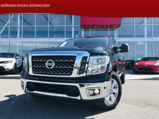 Used 2018 Nissan Titan 4WD King Cab SV for sale in Donnacona, QC
