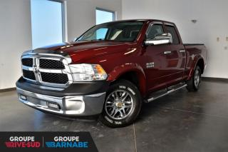 Used 2014 RAM 1500 QUAD V6 - SXT - TONNEAU COVER for sale in St-Jean-Sur-Richelieu, QC