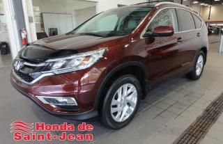 Used 2015 Honda CR-V AWD EX Toit Camera Mags for sale in St-Jean-Sur-Richelieu, QC
