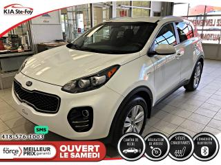 Used 2017 Kia Sportage Lx Cruise Camera for sale in Québec, QC
