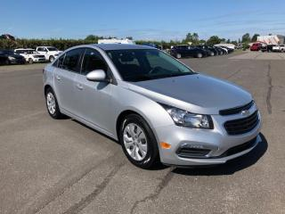 Used 2016 Chevrolet Cruze Lt ** 24 000 km** for sale in Lévis, QC